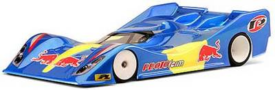 1/12th Scale Speed 12B Lightweight Pan Car body by Protoform