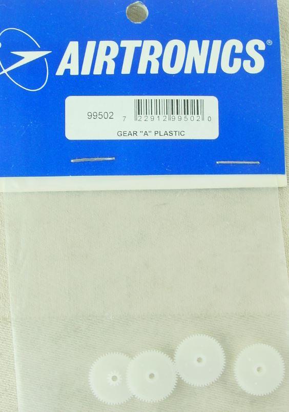 Airtronics Servo Gears (4)/ (94357/358)  AIR99502
