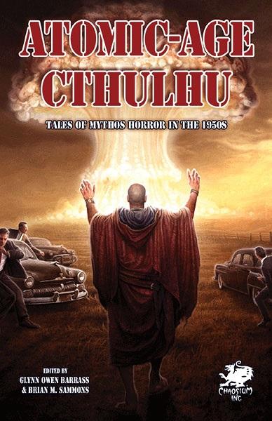 Call of Cthulhu: Atomic-Age Cthulhu Paperback by Chaosium Inc.  CHA6053