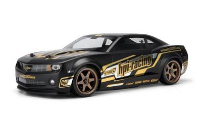 HPI Racing 2010 Chevrolet Camaro CLEAR Body 200mm