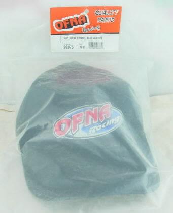 Ofna Embroidered Basecall Cap Allsize