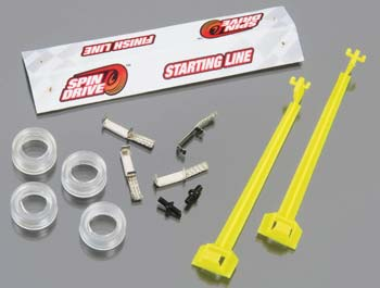 Revell 1/43 Scale Spin Drive Spare Parts Pack