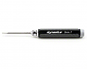 Dynamite Machined Flat Screwdriver: 3mm  DYN3090