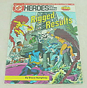 DC Heroes Role Playing Game: Rigged Results Adventure Module by Mayfair Games MFG229