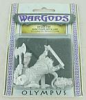WarGods Miniatures Game : Minotaur with Axe WGO-706 CDGWGO706