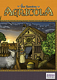 Agricola - Uwe Rosenberg's Board Game of Farming in the 17th Century ZMG7026