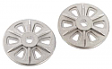 Axial Racing 1/10th Scale Slipper Plates (2)/Yeti  AXIAX31067