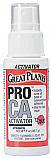 Great Planes Pro CA Activator 2 oz. w/Pump Foam Safe  GPMR6035