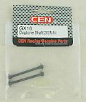 CEN Racing Dogbone Shaft 200mm GP