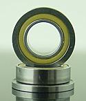 "3/16 x 5/16 x 1/8"" FLANGED PolyAmide Sealed Bearing  FR156LL"
