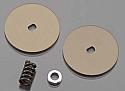 Arrma 1/0th Scale 2013 Spec Slipper Hub/Spring Set  ARAAR310376
