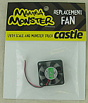 Castle Creations Mamba Monster ESC Replacement Fan CSE011-0018-00