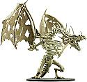 Pathfinder Battles - Skull & Shackles: Gargantuan Skeletal Dragon Fantasy Miniature WZK71157