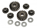HPI Racing Hellfire Bevel Gear Set 20T/10T