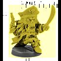 Super Dungeon Explore: Captian R Mini-Boss Expansion Miniature COLSPM210600