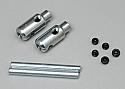"""Du-Bro EZ Adjust Axle (1-1/4""""x5/32"""" Diameter)"""