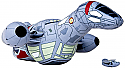 "Firefly: Serenity 18"" Plush Toy by Quantum Mechanix  DIA662580"