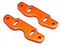 HPI Racing Trophy Nitro 1/8 Orange Engine Mount Adapter 4mm