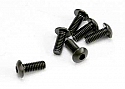 Traxxas REVO Button Head Machine Screw 4x10mm (6)