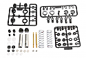 Axial Racing 1/10 Icon 67-90mm Aluminum Shock Set/Yeti/EXO Terra  AXIAX31172