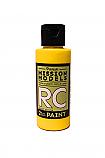 Mission Models Translucent Yellow Polycarbonate/Lexan Paint 2oz MIOMMRC-056 PAR40310