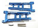 GH Racing/Front Aluminum Lower Arm (Blue)/Traxxas/Slash 4x4 GHH05200