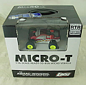 Losi Micro-T 1/36th Scale Ready-To-Run (RTR) Red Stadium Truck LOSB0230T1