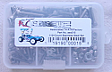 Associated RC10 T4 Truck Stainless Steel Screw Set