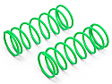 HPI Racing RS4 Rally Shock Spring 13x40x1.1mm 8 Cols (Green/Medium Firm)