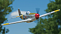 Flyzone Aircore Cathy II P-51 Mustang R/C Airplane Airframe FLZA3904
