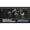 A Call to Arms: Star Fleet Squadron #12 - Romulan Reinforcements  ADB30014