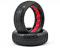 AKA 1/10 Scale 2WD Front Buggy EVO Typo Tires, Clay Comp w/Inserts  AKA13220CR