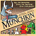 Munchkin Deluxe Fantasy Card Game - Kill the Monsters! Steal the Treasure! Stab Your buddy! SJG1483