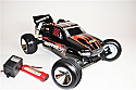 MRP Black Ripper ST 2.4ghz RTR 1/10th Scale 2WD Stadium Truck w/Battery/Charger