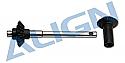 Align T-Rex 500 Torque Tube Rear Drive Gear Set  AGNH50G002XX