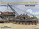 M88 Armored Recovery Vehicle Walk Around by Squadron/Signal Publications SSP5716