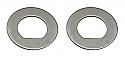 Team Associated 10L4/12L4 Oval D Drive Rings