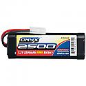 Duratrax NiMH Onyx 7.2V 2500mAh Battery Stick w/Standard Plug  DTXC2045