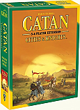 Catan: Cities and Knights 5-6 Player Extension 5th Edition  MFG3078