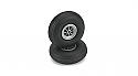"""DU-BRO Low Bounce Treaded Wheels 2-3/4"""" (2)  DUB275T"""