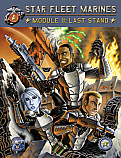 Star Fleet Marines Module II: Last Stand (Complete Game) ADB2102
