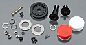 Hot Bodies 1/10th Scale Pro Spec Ball Differential Set/Cyclone TC/S  HBS67720