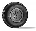"DU-BRO Large Scale Treaded Wheel 4""   DUB400TV"