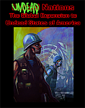 The Undead States of America: Undead Nations Global Expansion Set SCU0003