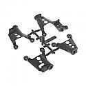 Axial Racing SCX10 II Shock Hoops Fits AX90046 & Others AXIAX31380