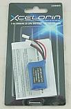 Team Losi Xcelorin 7.4V 250mAh 2S 1/24th Scale Micro LiPo Battery