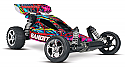 Traxxas Bandit Extreme XL-5 ReadyTo Run Off-Road Buggy 35+ Mph TRA24054-1 Hawaiian BODY