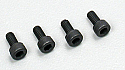 Du-bro 3x6mm Socket Head Cap Screws