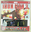 Heroclix Marvel Comics Iron Man 3 4-Figure Mini-Game WZK70969