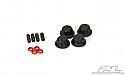Pro-Line Body Mount Secure-Loc Cap Kit for Pro-Line Body Mounts PRO6070-02